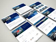 Создание сайта для судостроительной верфи