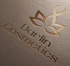 """Дизайн логотипа """"Дарлин Косметикс"""""""