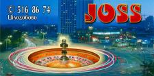 Биллборд казино JOSS