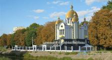"""Робочий проект """"Храм УГКЦ в м.Рівне"""""""
