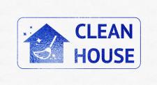 Логотип (клінінг сервіс Clean House)