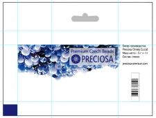 Упаковка для бисера Preciosa