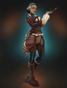 Blood alchemist
