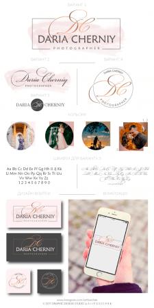Логотип Daria Cherniy