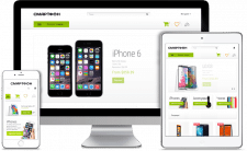 Разработка интернет-магазина компании smartphon