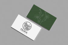 Логотип для «Faska Organic»