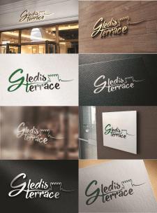 Логотип для GLEDIS Terrace