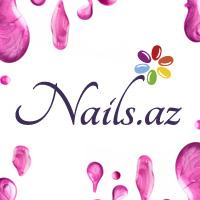 """Логотип для ИМ """"Nails.az"""""""