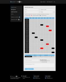 Seebet/Divel - Admin Panel