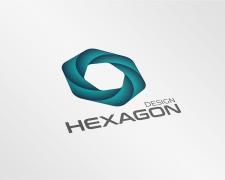 """Логотип """"Hexagon"""""""