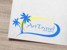 Логотип для туристического агентста
