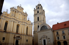Вильнюс (статья для туристического портала)