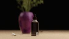 3d scene & post-processing