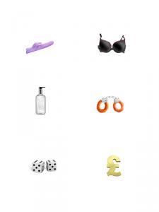 Иконки для секс-магазина