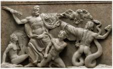 Pergamon Frieze 1