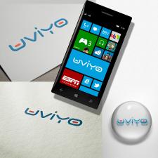 """Лого """"uviyo"""" (леттеринг)"""