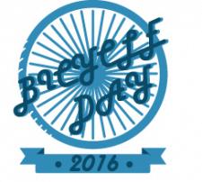 Логотип на вело день