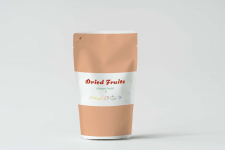Packaging for dried fruits