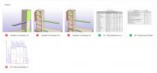Проектирование корпусной мебели Стол+Шкаф