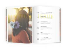 Редизайн бременского журнала — контент