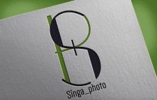 Singa Photos лого