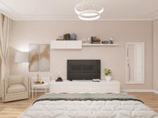 спальня в элитном доме