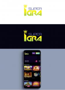 логотип для онлайн-казино SuperIGra
