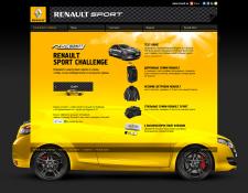 Сайт Renault Sport