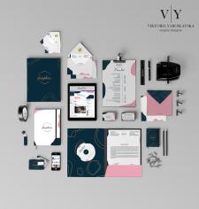 Фирменный стиль студии графического дизайна