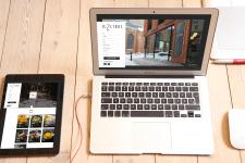 Дизайн сайта для ресторана St Petrus