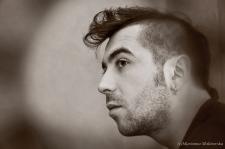 Портрет молодого человека. Фотография