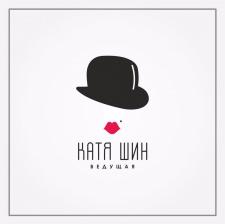"""Разработка логотипа для ведущей """"КАТЯ ШИН"""""""
