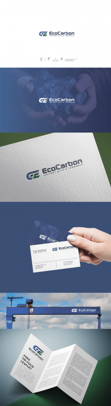 Logo- для компании по добычи угля.