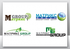 "Логотип компании ""MatrixGroup"""