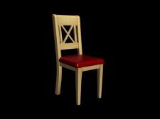 Крісло (3d MAX).