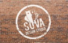 Логотип для дизайн-студии Sova