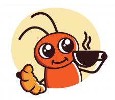 Лого для кав'ярні