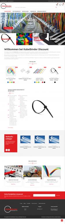 Немецкий интернет-магазин KabelBinder