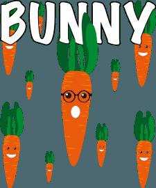 Carrot - Merch (векторная графика)