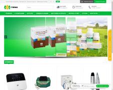 Анализ Интернет магазина tiens-corporation.ru