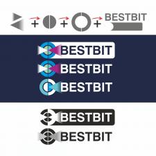 Детальна розробка логотипу для сайту криптовалют