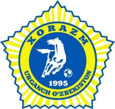 Логотип футбольной команды Хоразм