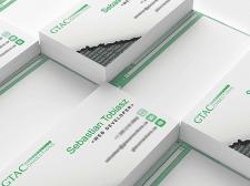 Дизайн визитки для канадской IT фирмы