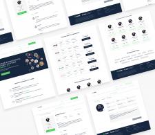 Разработка платформы с личным кабинетом