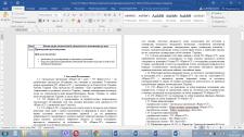Разработка/изменение уставных документов