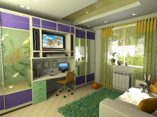 Дизайн комната для мальчика