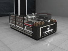 Кофейня в Караване (Днепр)