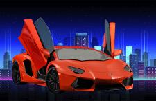 Спортивное авто