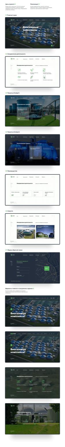 сайт для производителей биогазовых установок
