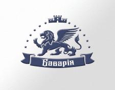 """Логотип для строительной компании """"ЖК Бавария""""."""